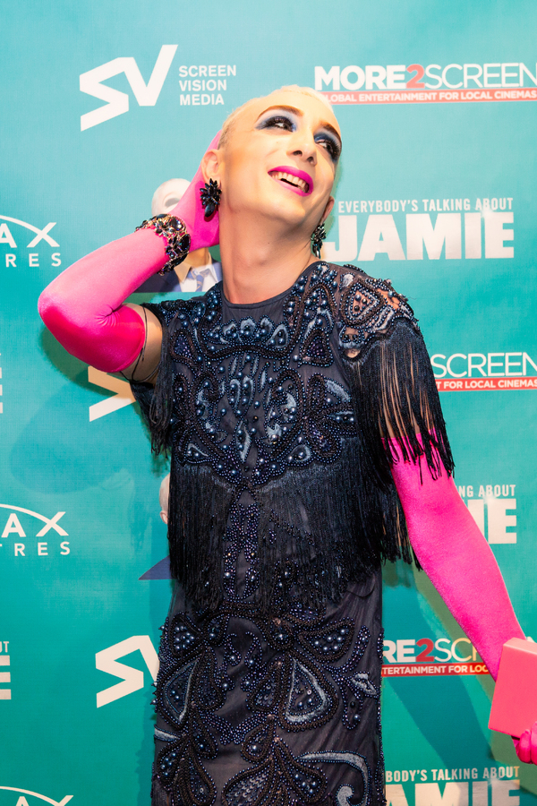 Photo Flash: Jane Krakowski, Alexis Michelle, and More Attend EVERYBODY'S TALKING ABOUT JAMIE Screening