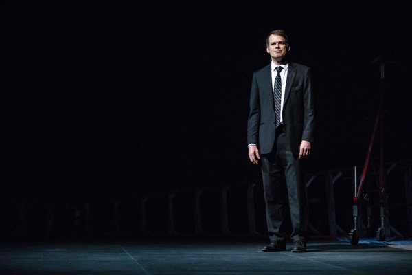 Photo Flash: Michael C. Hall Stars in THOM PAIN (BASED ON NOTHING)