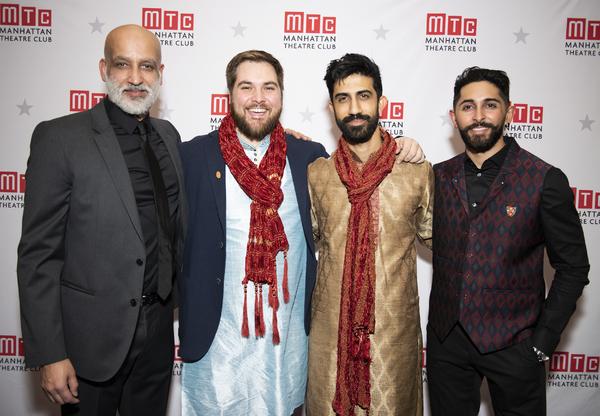 Alok Tewari, Nate Miller, Sathya Sridharan, Nik Sadhnani