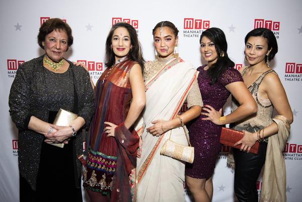 Sophia Mahmud, Purva Bedi, Shazi Raja, Lipica Shah, Angel Desai