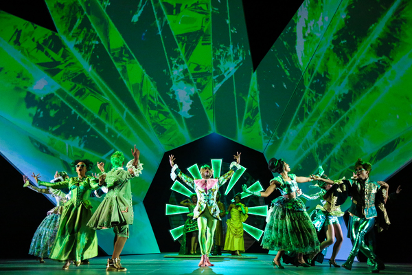 Photo Flash: Ease On Down the Road With THE WIZ At TUTS