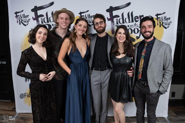 Natalie  Powers,  Joshua  Logan  Alexander,  Mel  Weyn,  Jesse  Weil,  Ruthy  Frochand  Ryne  Nardecchia