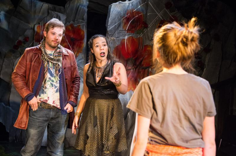 BWW Review: SING TO ME NOW at Rorschach Theatre