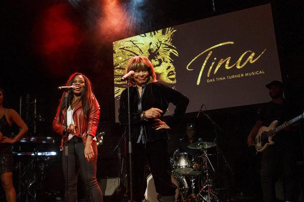 Tina Turner, Kristina Love