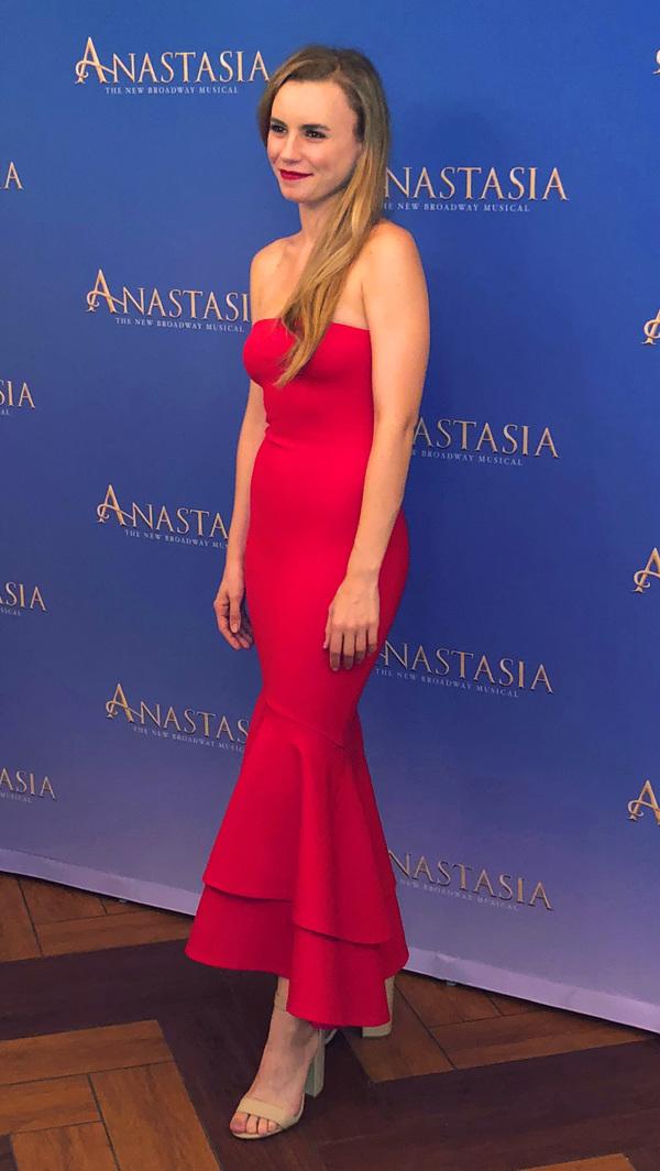 Exclusive Photos: ANASTASIA on Tour Celebrates Opening Night