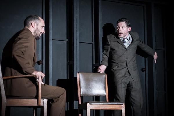 Tom Edden and Lee Evans Photo