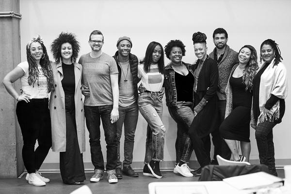 Nia Witherspoon, Lileana Blain-Cruz, Dashiell Eaves, Marcus Callender, MaYaa Boateng, Photo