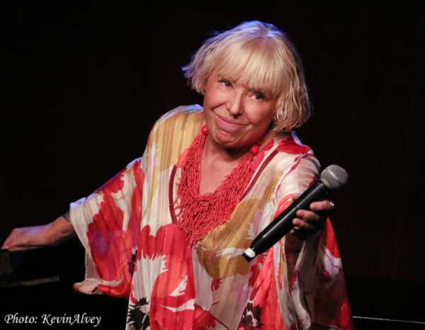 Photo Flash: Barb Jungr and John McDaniel Take the Stage at Birdland