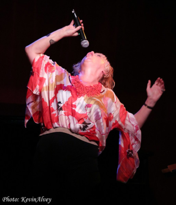 Barb Jungr Photo