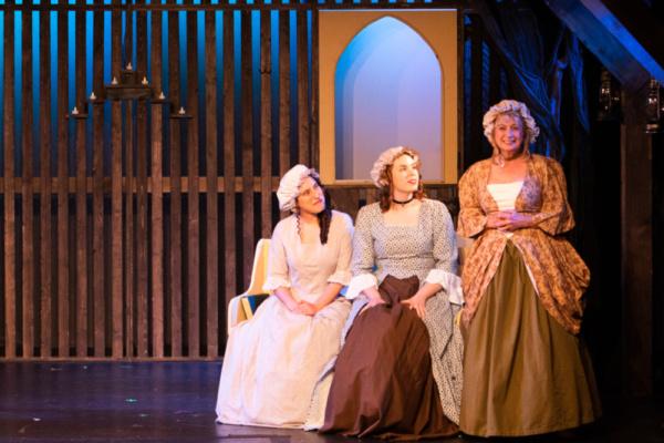 Sue-Ellen Mandell, Anna Gion, Rebecca Pomeranz Photo