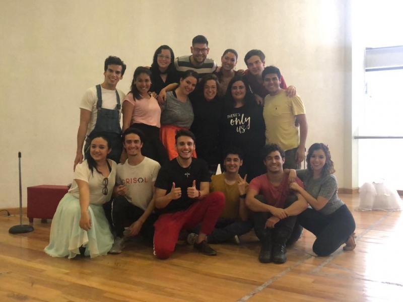 BWW Interview: Coché Celis, Fernanda Medina y Nayeli Salazar de BULE BULE, EL SHOW Guadalajara en el Teatro Vivian Blumenthal