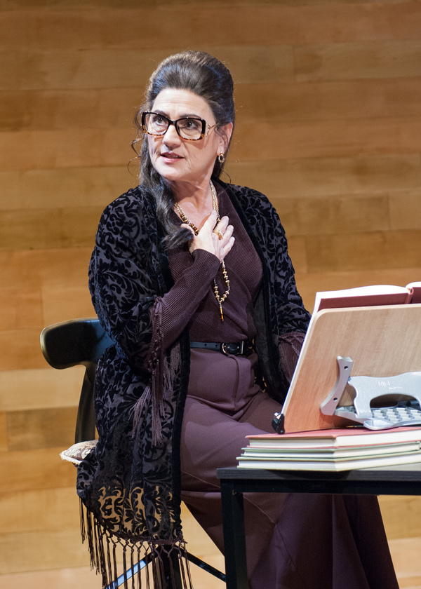 Photo Flash: Janet Ulrich Brooks Stars As Maria Callas in MASTER CLASS At Stage 773