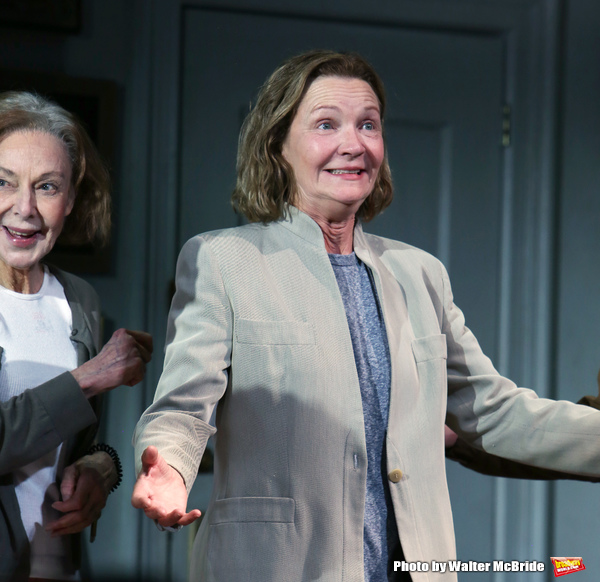 Elaine May and Joan Allen  Photo