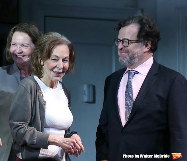 Elaine May, Joan Allen, Kenneth Lonergan  Photo