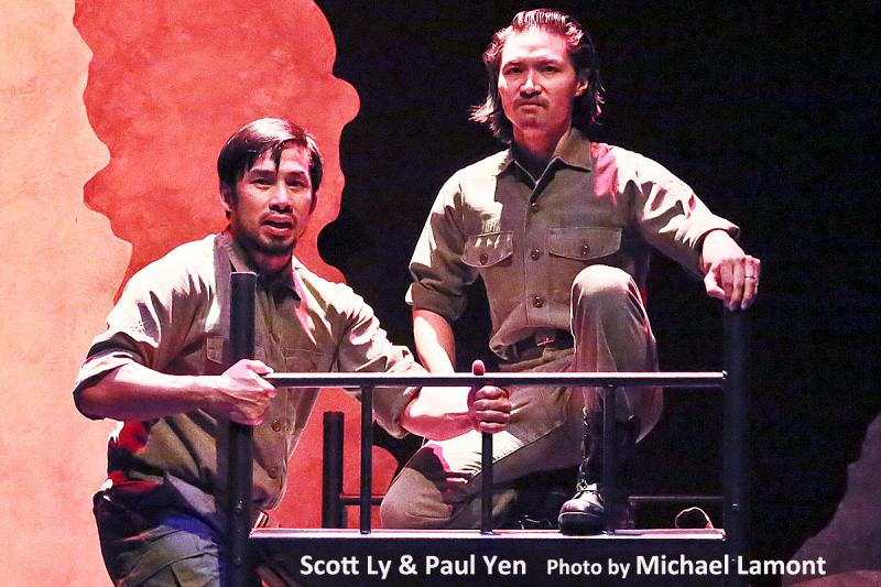 BWW Review: Strong Performances & Visuals Propel VIETGONE