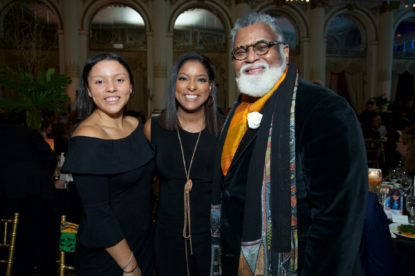 Photo Flash: Harlem School Of The Arts Masquerade Ball Tops A Million In Contributions For The Second Straight Year