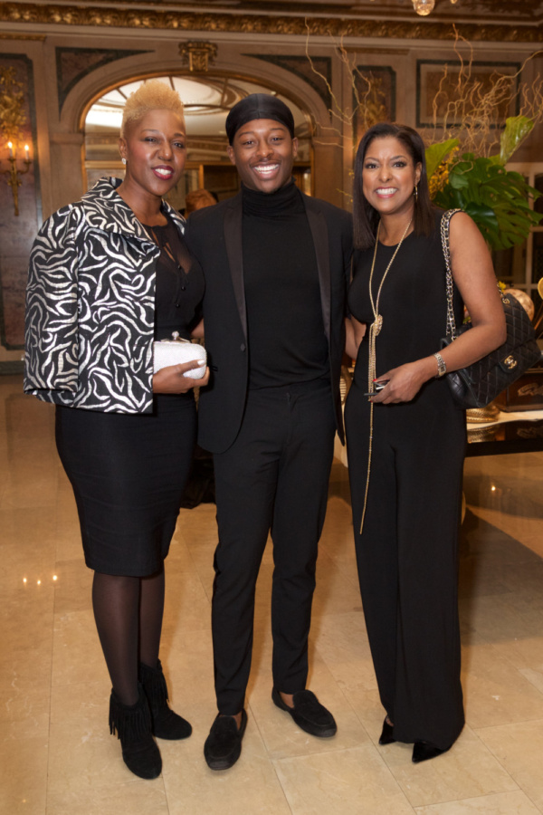 Actress/writer Laiona Michelle who will star in the new play, Little Girl Blue: The Nina Simone Musical, with Brandon Micheal Hall, star of the new CBS series, God Friended Me, and host of the evenigs