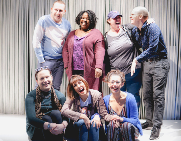 Creative Team: Ethan Paulini (Director/Associate Artistic Director), Egypt Dixon (Production Stage Manager), Rien Schlecht (Production Designer), Frank Hartley (Managing Director), Anessa Marie (Music Director), Marisa Kirby (Choreographer), Elizabeth Fle
