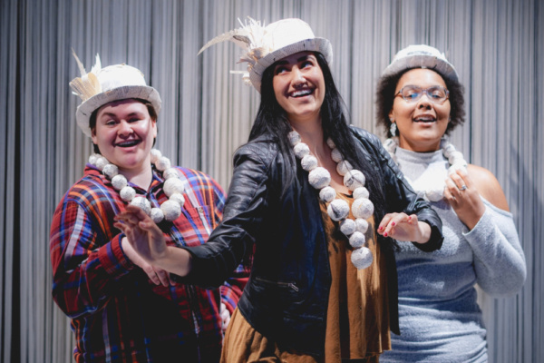 Photos: First Look At Out Of The Box Theatrics' Immersive INTO THE WOODS