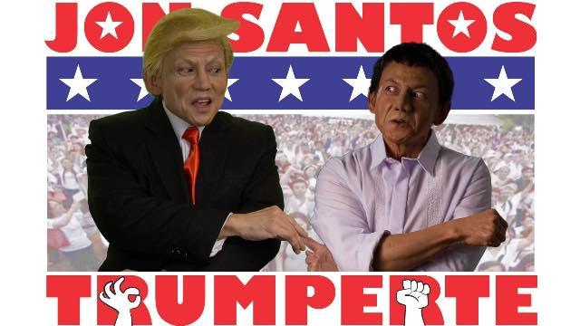 Jon Santos' Political Comedy TRUMPERTE Plays PETA Theater Center This Weekend, 10/26-27