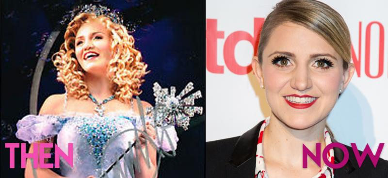 A Glinda Glossary: A Guide to the Fourteen Most Popular Ladies of WICKED Past