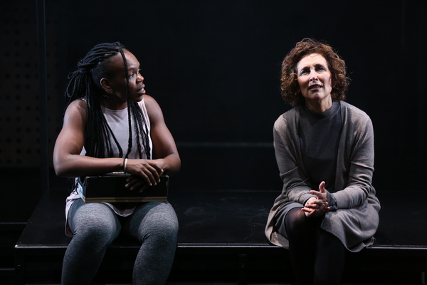 Ngozi Anyanwu and Lisa Ramirez