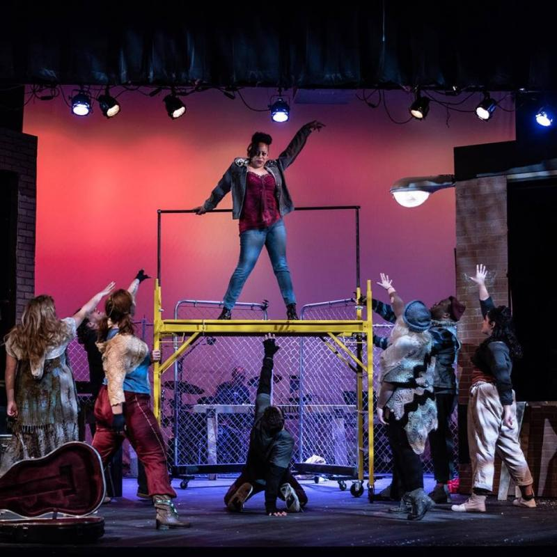 BWW Review: Street Theatre Company's BROOKLYN: THE MUSICAL Caps a Remarkable 2018 Season at STC