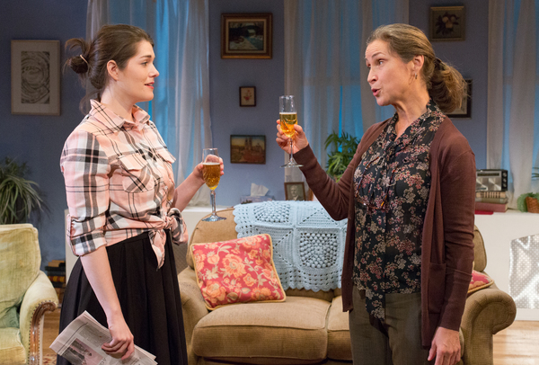 Photo Flash: COLLECTED STORIES Opens Tonight at Act II Playhouse