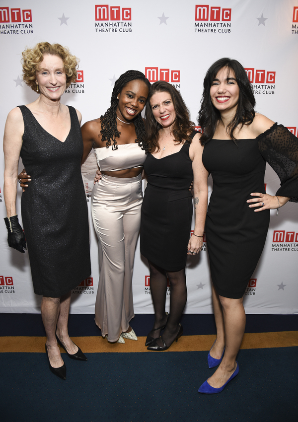Lisa Banes, Jordan Boatman, Kimberly Senior, Eleanor Burgess Photo