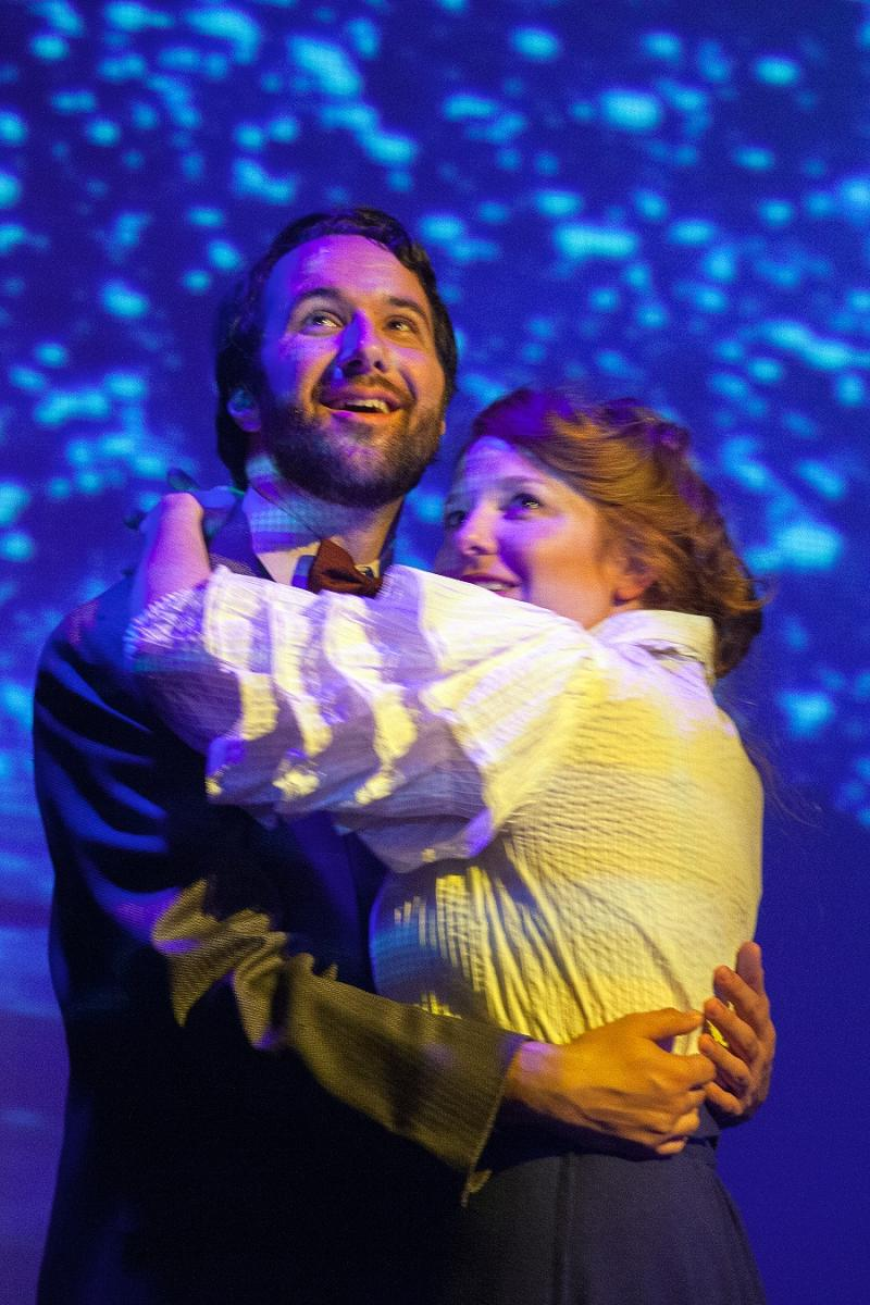 BWW Review: SILENT SKY Twinkles Brightly, Shines Light on History