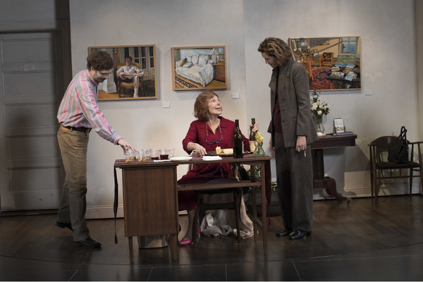 Michael Cera, Elaine May, Joan Allen Photo