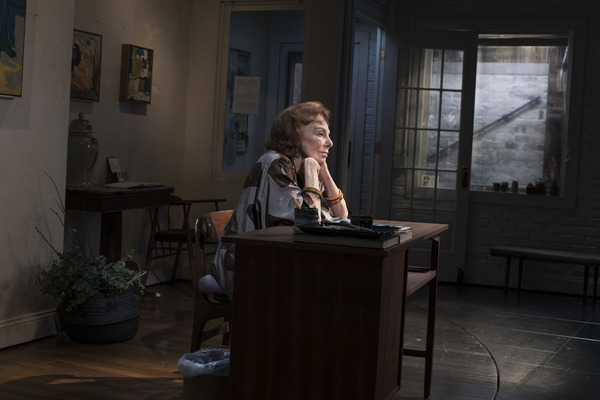 Photo Flash: First Look and Elaine May & Company in THE WAVERLY GALLERY on Broadway!