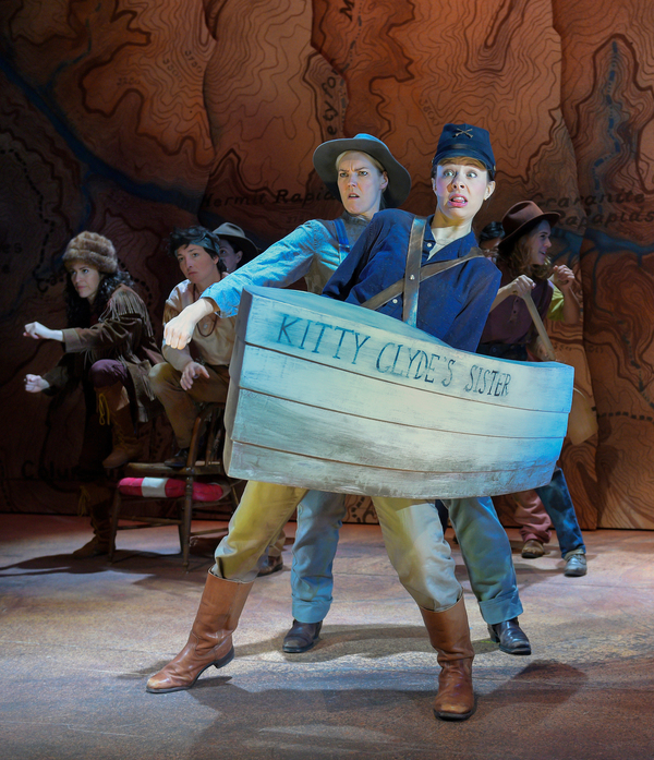 Photo Flash: First Look at A.C.T.'s MEN ON BOATS