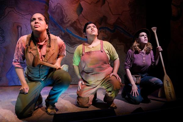 Lauren Spencer, Amy Lizardo, Rosie Hallett Photo