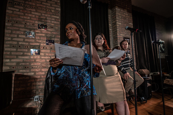 Photos: Refuge Theater Project Presents THE LAST SESSION
