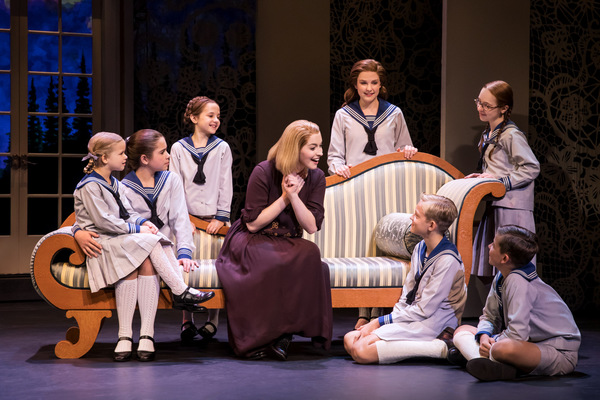 Photo Flash: THE SOUND OF MUSIC Comes to Spencer Theatre