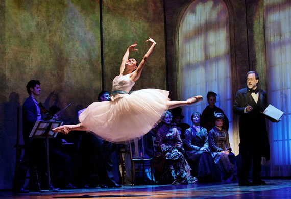 BWW Interview: Theatre Life with Tiler Peck