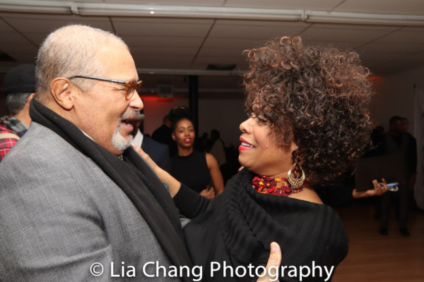 Count Stovall and Denise Burse