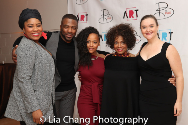 Amber A. Harris, Gilbert Glenn Brown, Tinashe Kajese-Bolden, Denise Burse, Rhyn McLem Photo