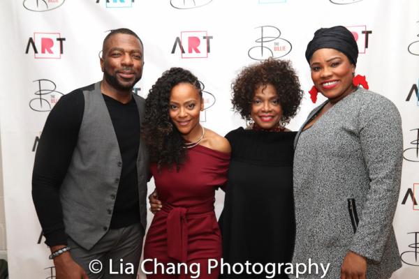 Gilbert Glenn Brown, Tinashe Kajese-Bolden, Denise Burse, Amber A. Harris Photo