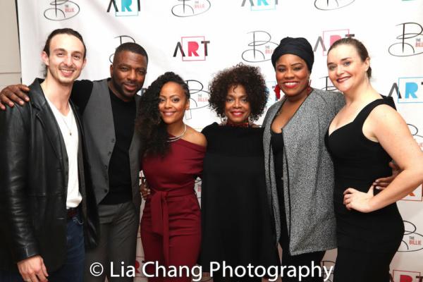 Benedetto Robinson, Gilbert Glenn Brown, Tinashe Kajese-Bolden, Denise Burse, Amber A Photo