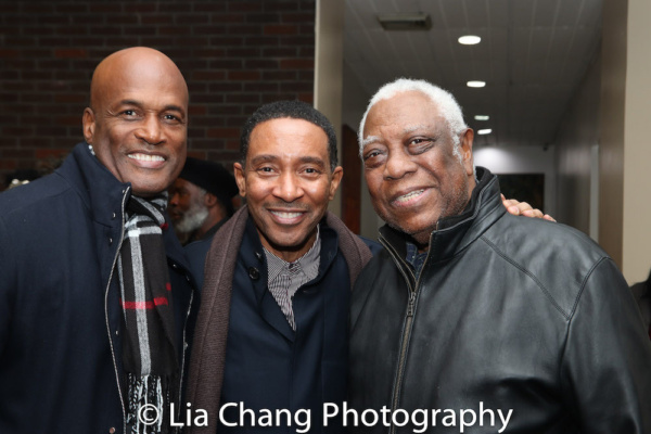 Kenny Leon, Charles Randolph-Wright, Woodie King, Jr.