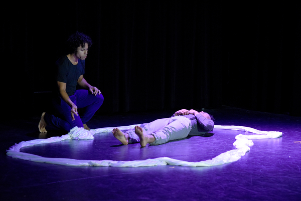 BWW Review: Chris Bell Dances Around Weighty Themes With Lightheartedness in YouthandDeath