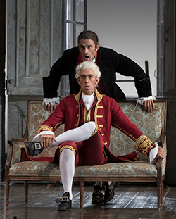 BWW Review: SAN DIEGO OPERA: THE MARRIAGE OF FIGARO at the Civic Center Theater