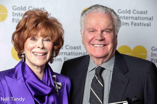 Jill St. John & Robert Wagner