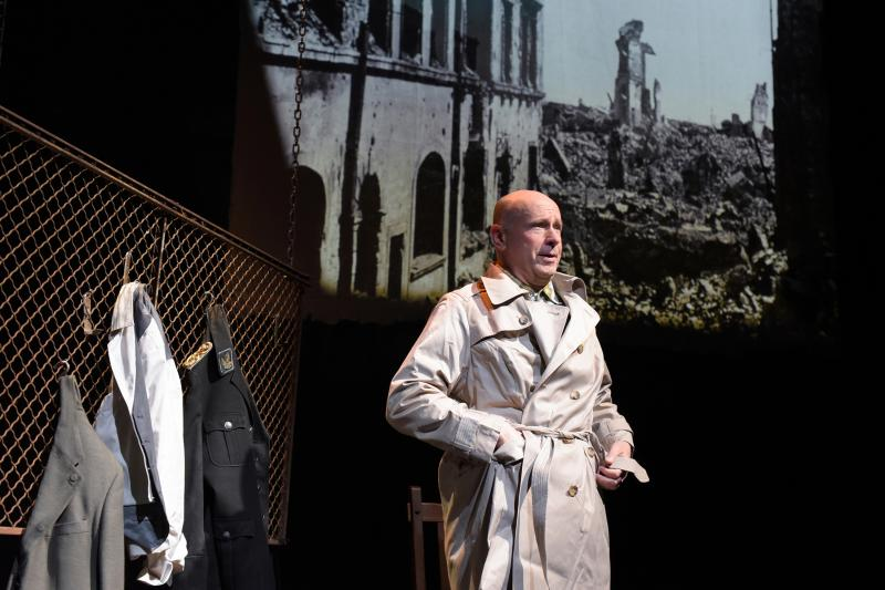 BWW Review: THE OBLIGATION is a reminder to never forget at Potrero Stage