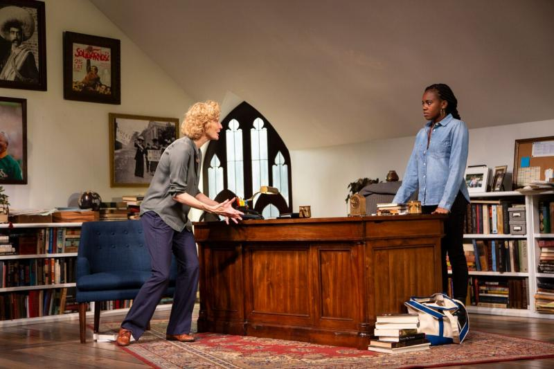 BWW Review: Eleanor Burgess' Thought-Provoking THE NICETIES Debates Microaggressions and Revolutions