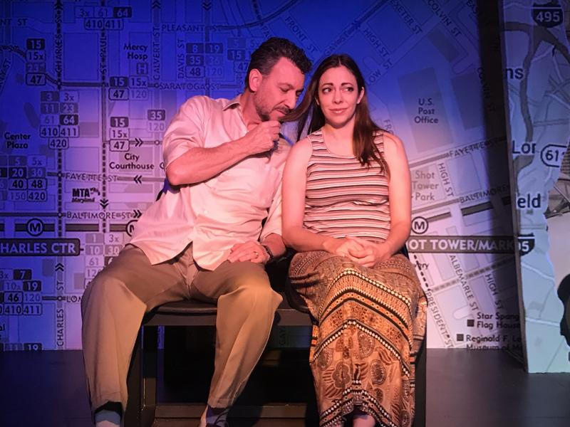 BWW Review: HOW I LEARNED TO DRIVE at CV Rep Theater is More Than Worth the Trip