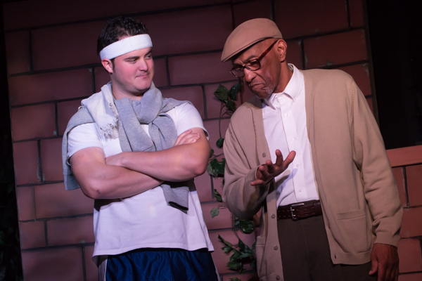 Photo Coverage: First look at Bruce Jacklin & Co's I'M NOT RAPPAPORT