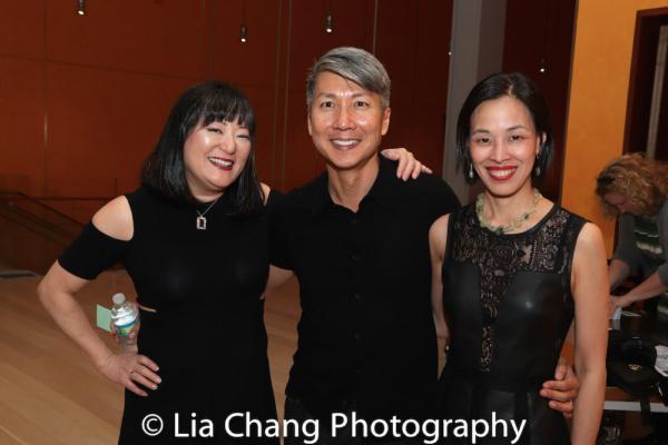 Karin Kawamoto, Jason Ma, Lia Chang